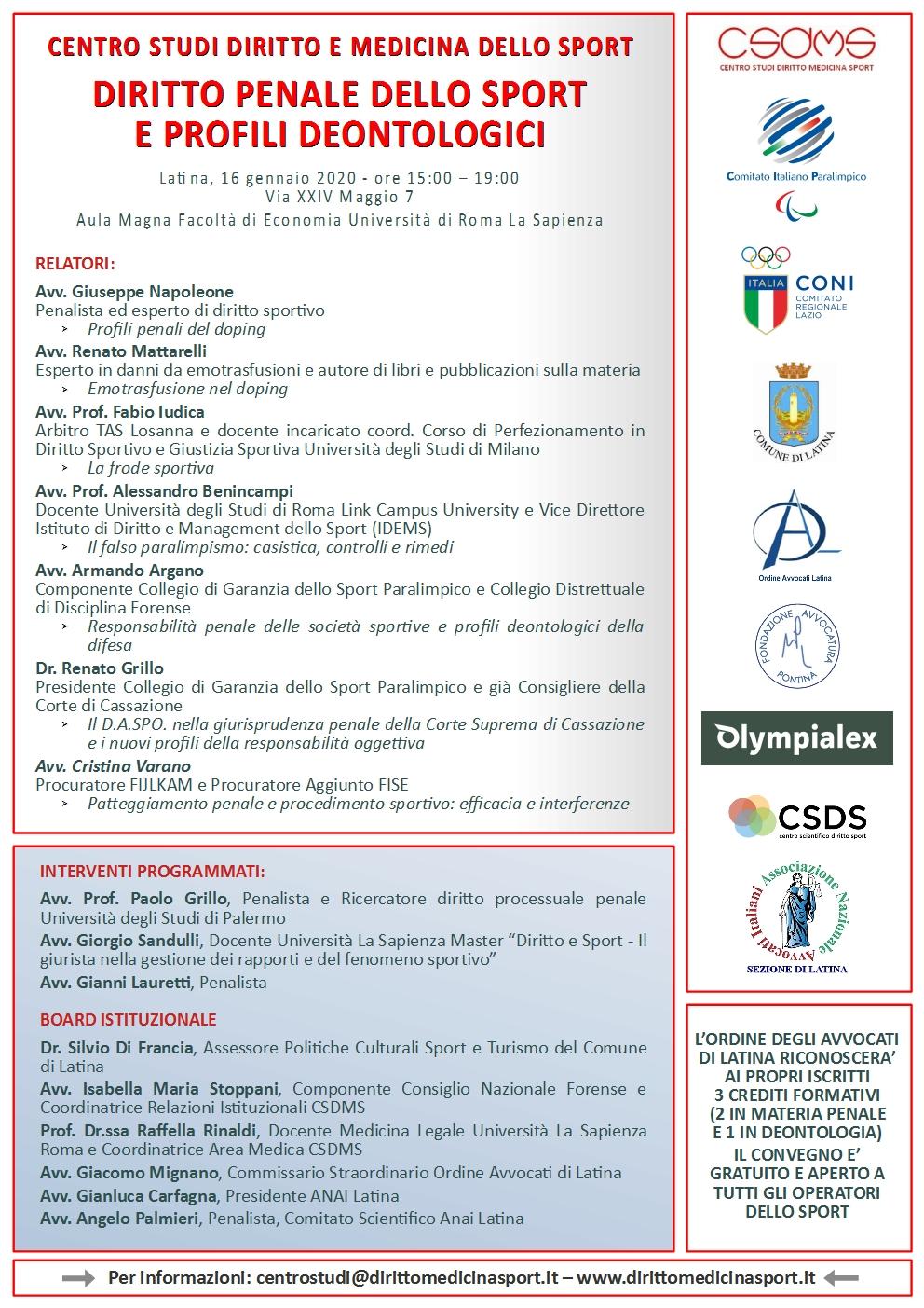 CSDMS-16GEN2020-DIRITTO-PENALE-SPORT